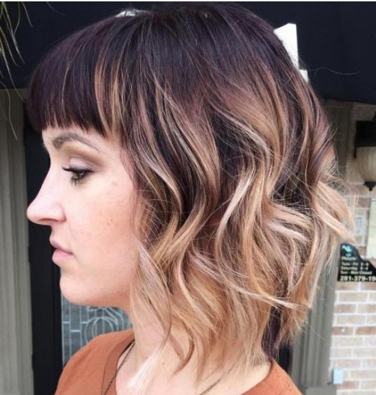 Balayage pelo corto no tiene que ser brillante ni loco! El estilo originado en primer lugar para imitar y mejorar la iluminación natural de puntas del