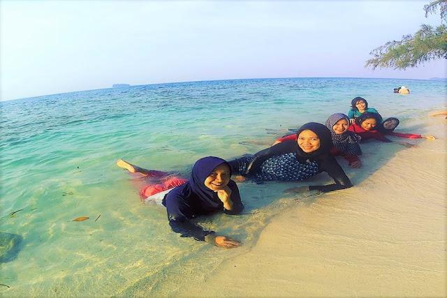 Tour Pulau Harapan Dari Marina Ancol