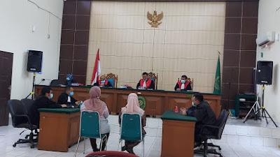 Putusan Pidana Pilkada Pelalawan Tiga Terdakwa Dipidana Tidak Ditahan