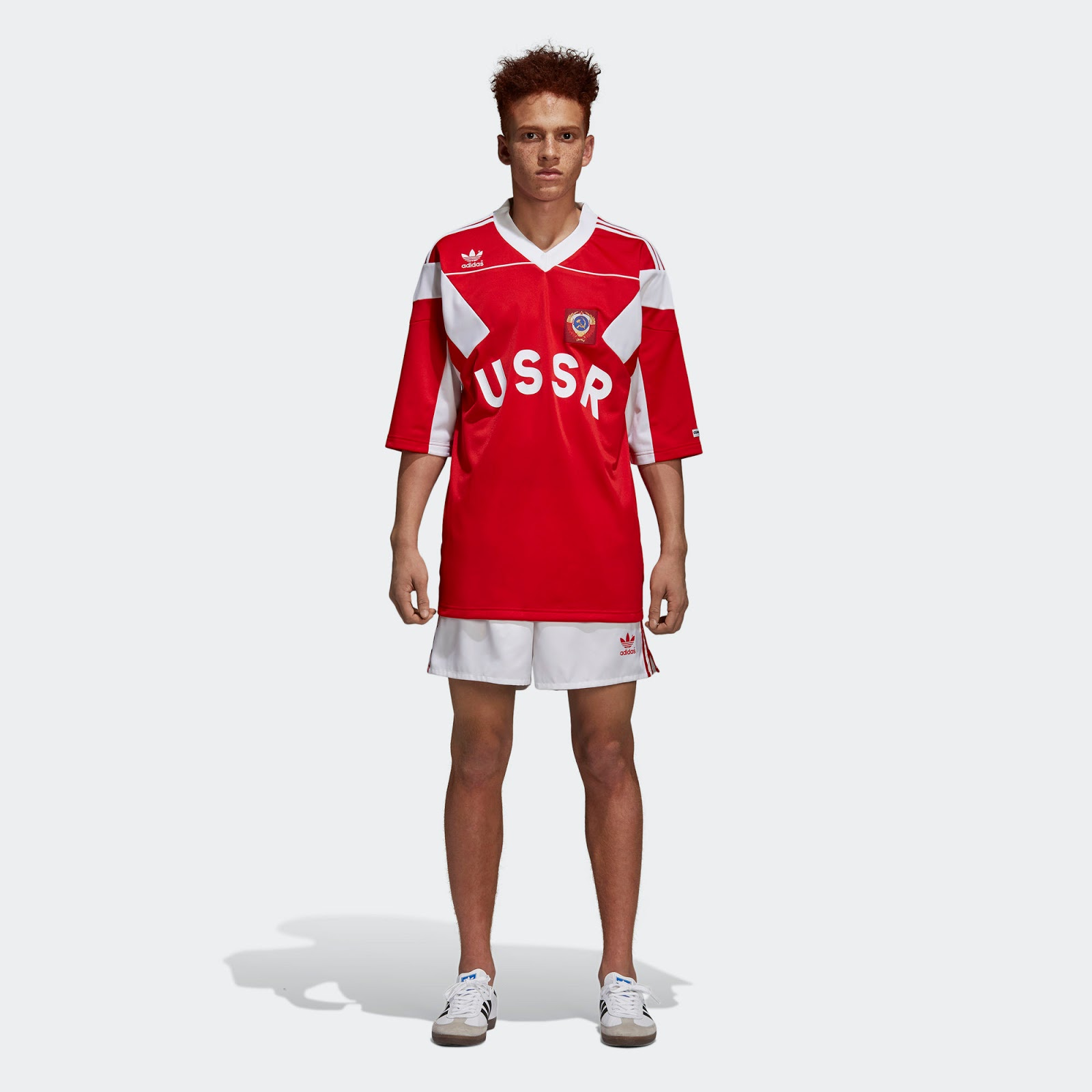 Adidas Originals Russia 2018 Retro Shirt Released | Futbolgrid
