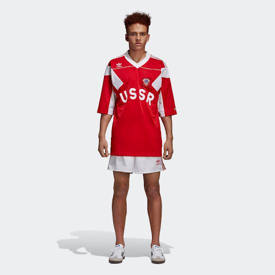 Adidas Originals Russia 2018 Retro Shirt Released - Footy Headlines