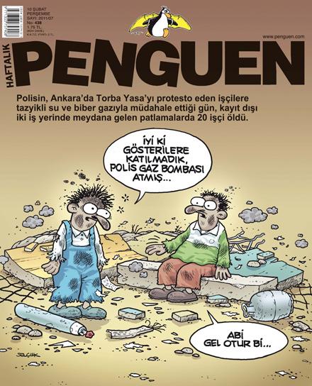 işçi ölümleri karikatür