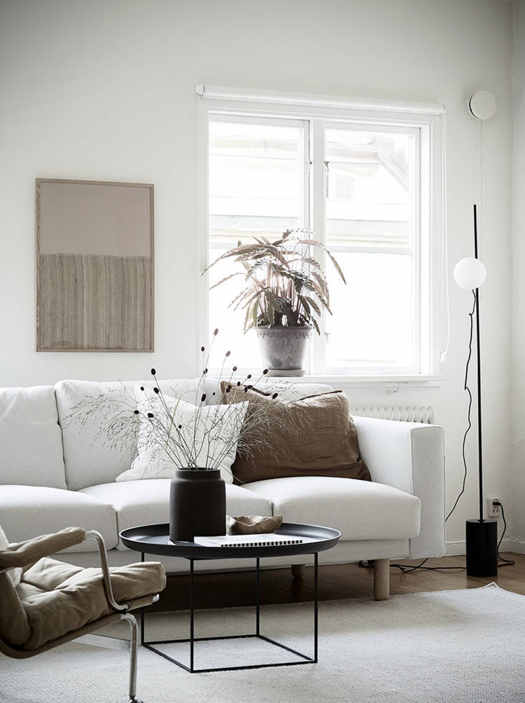 Styling by Grey Deco, photography by Jonas Berg, via Stadshem
