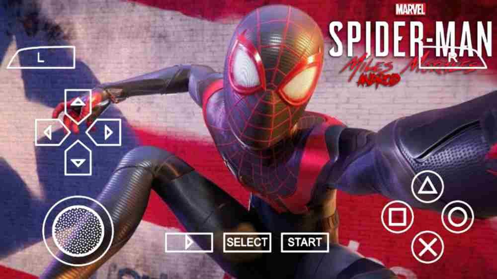 Marvel Spider-Man Miles Morales Game Download For Android Without Human Verification | PPSSPP Emulator