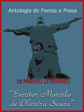 IX Prêmio Literário Escritor Marcelo de Oliveira Souza