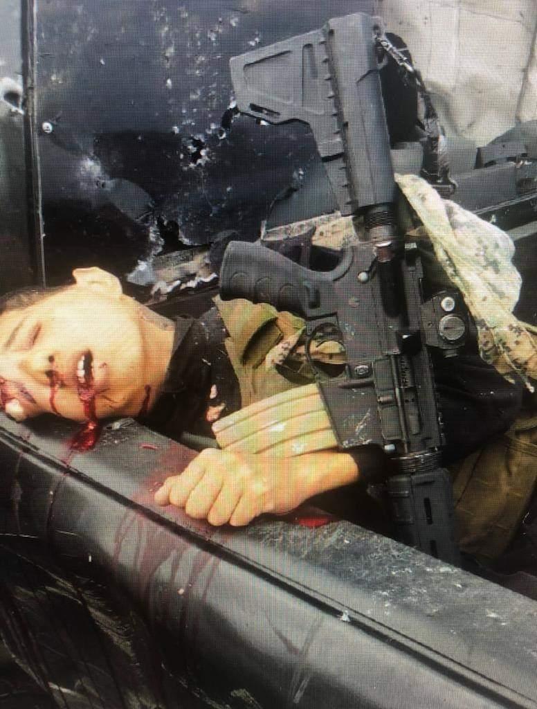 FOTOS: Así quedaron sicarios del CDN tras enfrentamiento con Militares en Nuevo Laredo 5