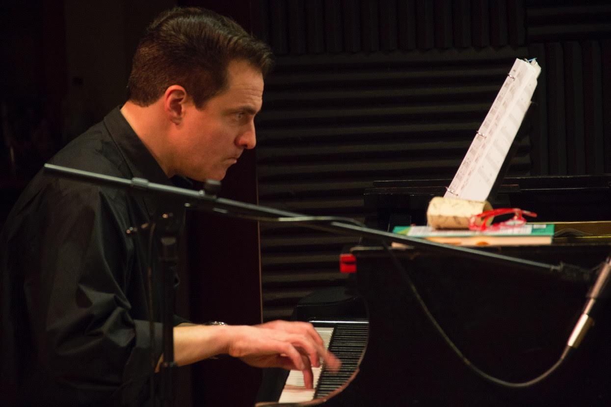 Maybeck Studio: Sounds Of Love with Ellen Johnson & Jason Martineau