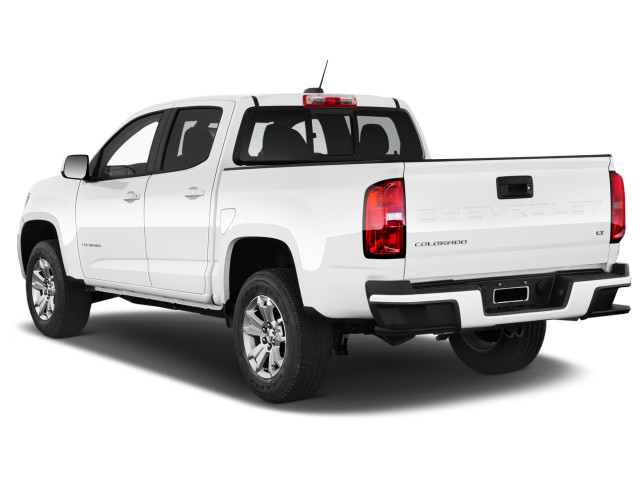 2022 Chevrolet Colorado Review