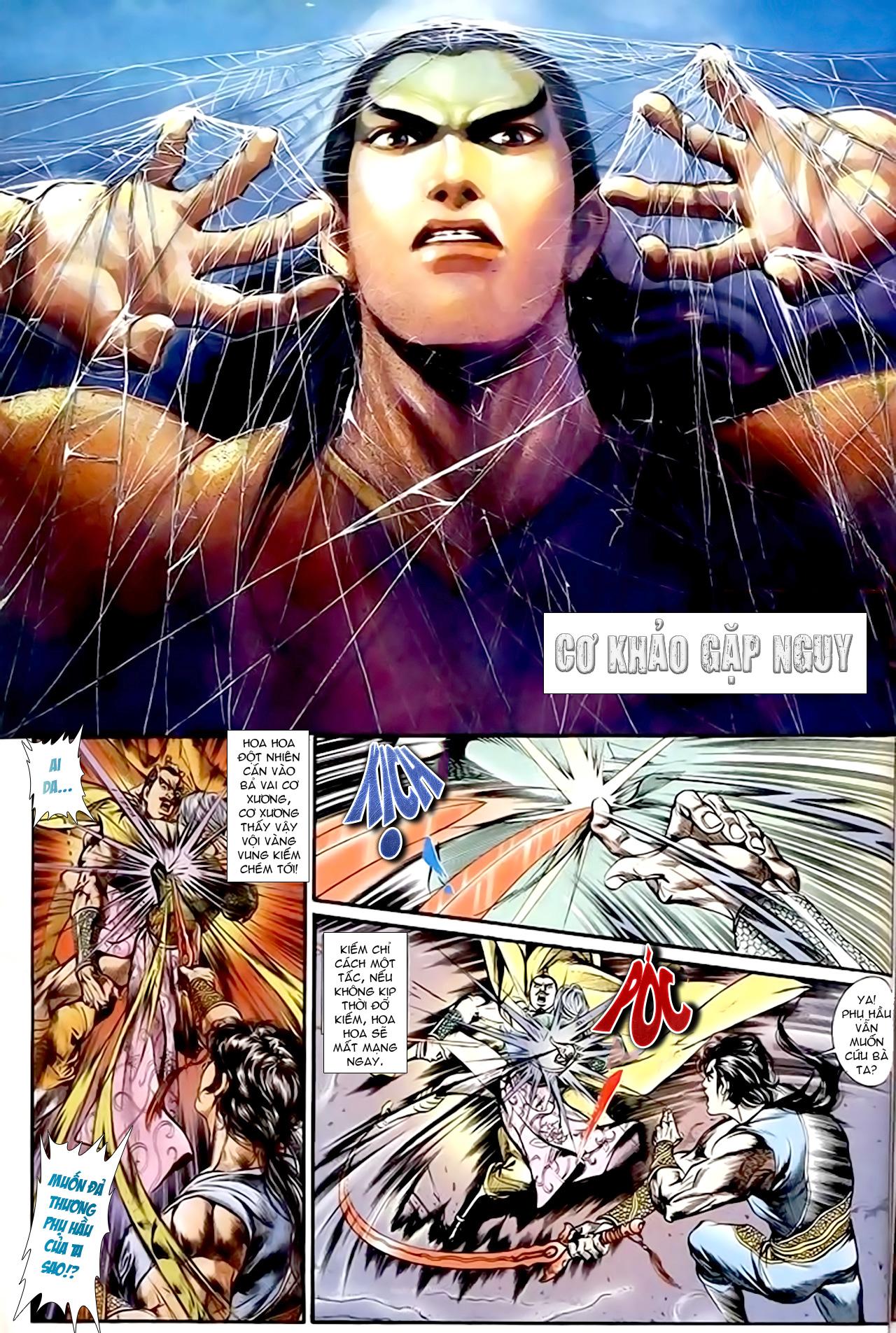 Cơ Phát Khai Chu Bản chapter 144 trang 3