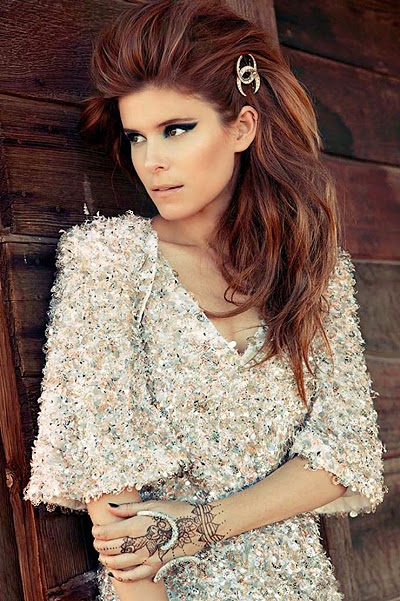 Kate Mara for Harper's Bazaar Arabia