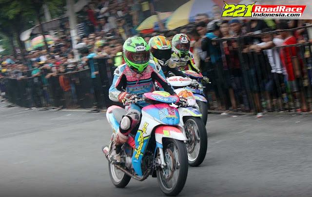 Mengenal Road Race Pamekasan MADURA, Kota Kecil Tapi Sanggup 3 Kali Event Setahun
