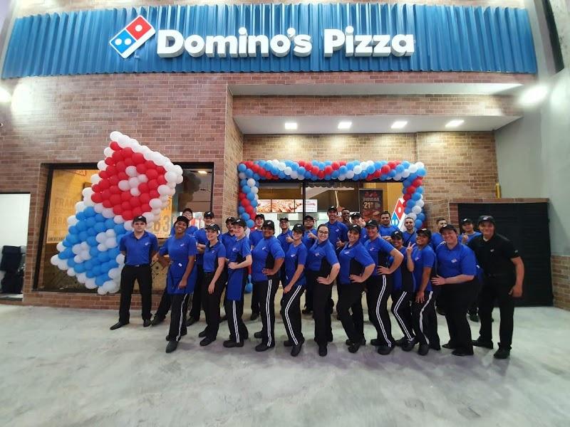 Em dois dias, Domino's Pizza inaugura cinco lojas em São Paulo