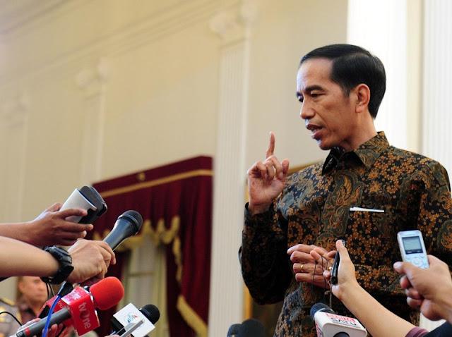 Jokowi: Negara Maju Sedang Galau, Kita Bersyukur Punya Pancasila