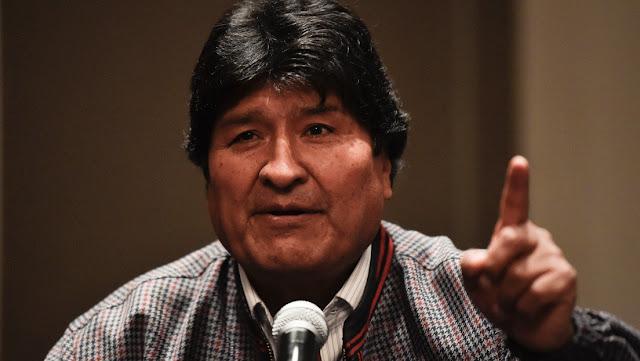 """Evo Morales, desde Argentina: """"Mi eterno agradecimiento a López Obrador y a México por salvarme la vida"""""""