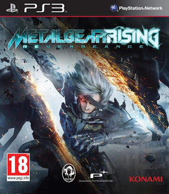 یاری بۆ پله‌ی سته‌یشن Metal Gear Rising Revengeance ps3 torrent