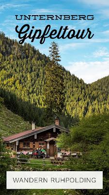 Unternberg Gipfeltour | Wandern Ruhpolding