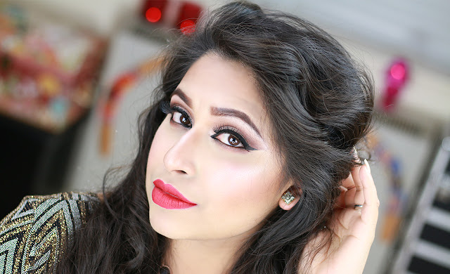 Shahnaz Shimul - Eid Makeup Look - Soft Glam Makeup Tutorial