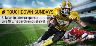 bwin promocion NFL todos los domingos 2017-2018