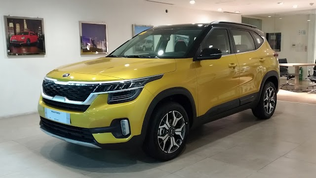Kia Seltos emerges as India's largest selling SUV for second month in a row : Teamstechnology