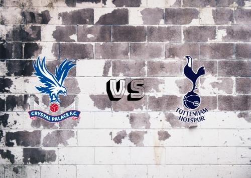 Crystal Palace vs Tottenham Hotspur  Resumen y Partido Completo