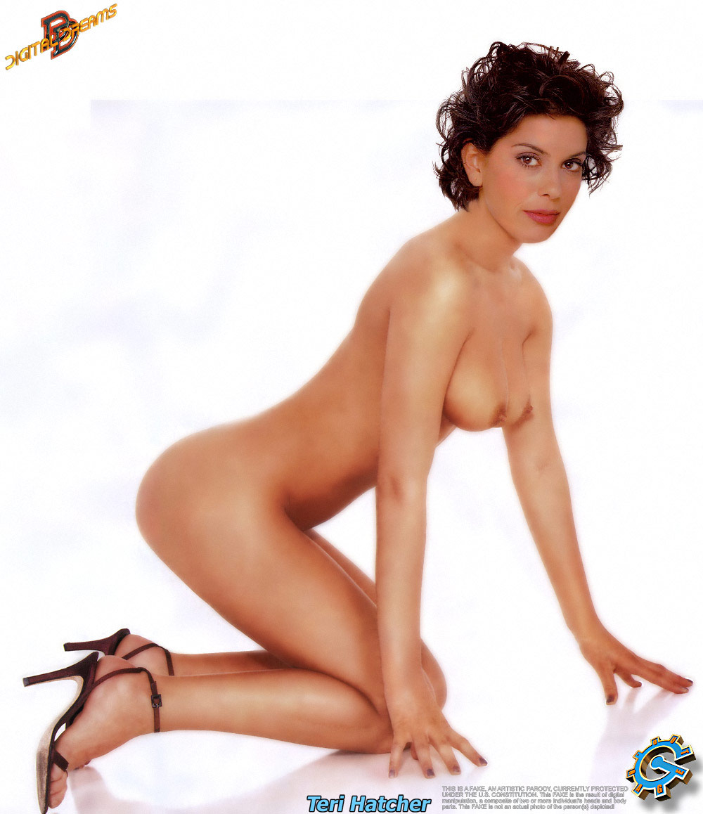 Teri hatcher nude pics