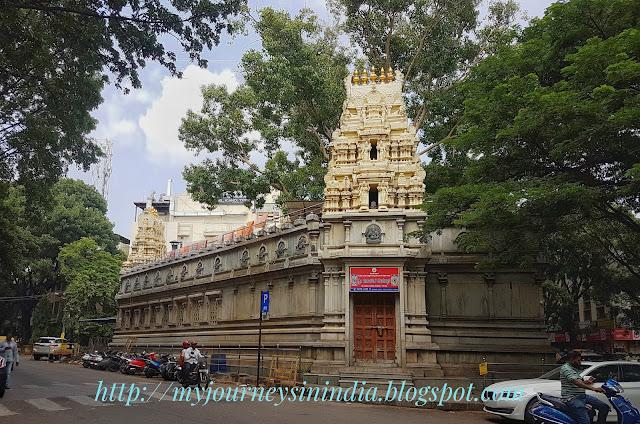 Vinayaka Temple Jayanagar Bangalore