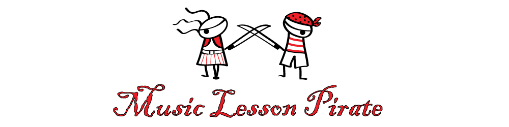Music Lesson Pirate - Music Teaching Resources: Free Staff