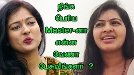 Actress Rakshidha Supports Oviya And Warns Julie And Gayathiri | Cine Flick