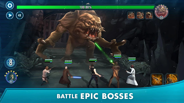 Star Wars Galaxy of Heroes Game For Android
