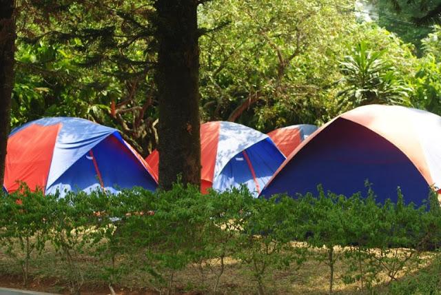 Eagle Hills : Paket camping sekolah