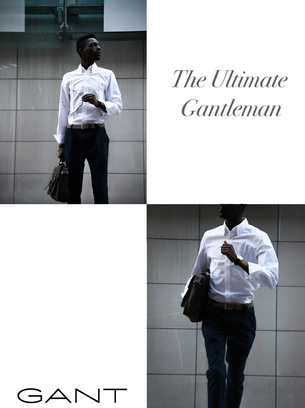 How to Style Your Gant Shirt Like a Real Gantleman