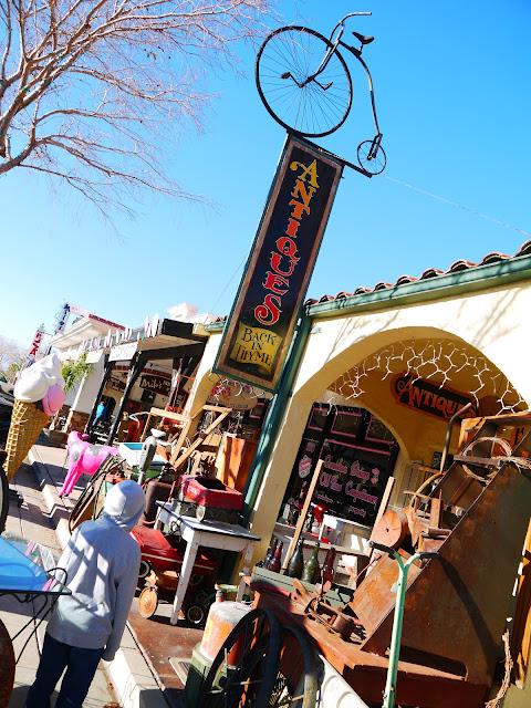 Antiques Store in Las Vegas