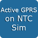 Active GPRS in NTC SIM