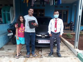Foto Pegiriman Mobil Honda Brio E Manual Di Kota Bekasi, Jatimekar, Jatiasih. #Testimoni Beli Honda Brio