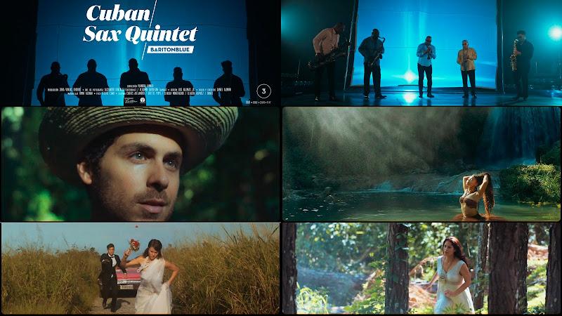 Cuban Sax Quintet - ¨BaritonBlue¨ - Videoclip - Director: Yeandro Tamayo. Portal Del Vídeo Clip Cubano. Música instrumental cubana. CUBA.