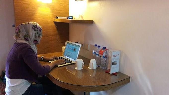 Amaris Hotel Pancoran, Bisnis dan Kopdar Oke