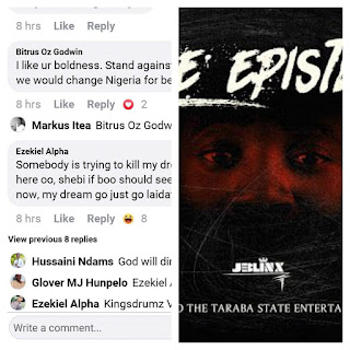 Someone Is Trying To Kill My Dream Of Being A Crowned Queen, Lady Cries Out, As Jeblinx New The Epistle Song Keeps Trending