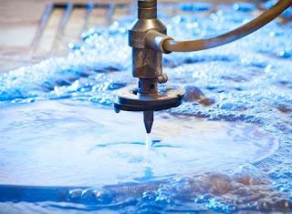 Công nghệ cắt bằng nước