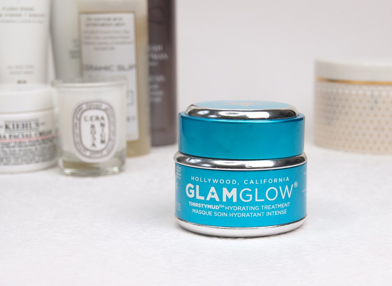 glamglow thirsty mud hydrating treatment mask review results