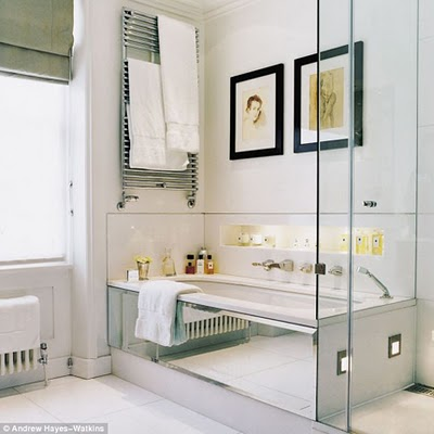 glamorous bathroom mirrors decoritzion ba 241 os con encanto 12952