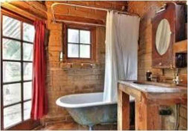 Small Rustic Bathroom Ideas On A Budget  HD 10PX