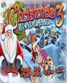 Christmas Wonderland 3 wallpapers, screenshots, images, photos, cover, poster