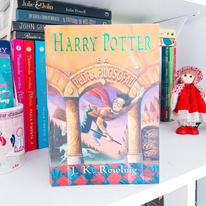 Harry Potter e a Pedra Filosofal, de J. K. Rowling | Resenha
