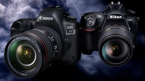 Nikon or Canon? Which camera should i buy?
