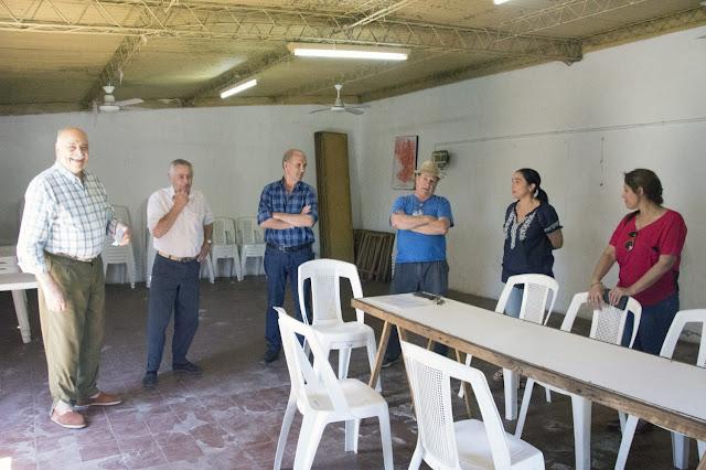 Importante aporte municipal al Centro de la Tradición