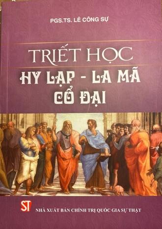 Triết học Hy Lạp - La Mã cổ đại - Lê Công Sự
