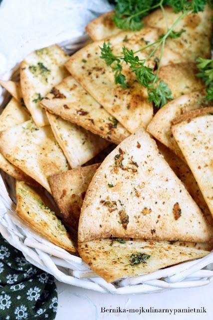 tortilla, chipsy, grill, impreza, bernika, kulinarny pamietnik, przekaska