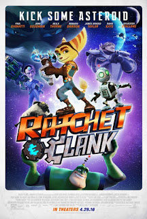 Ratchet & Clank (2016) Movie Reviews