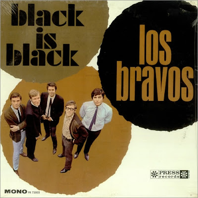 Black is black. Los Bravos