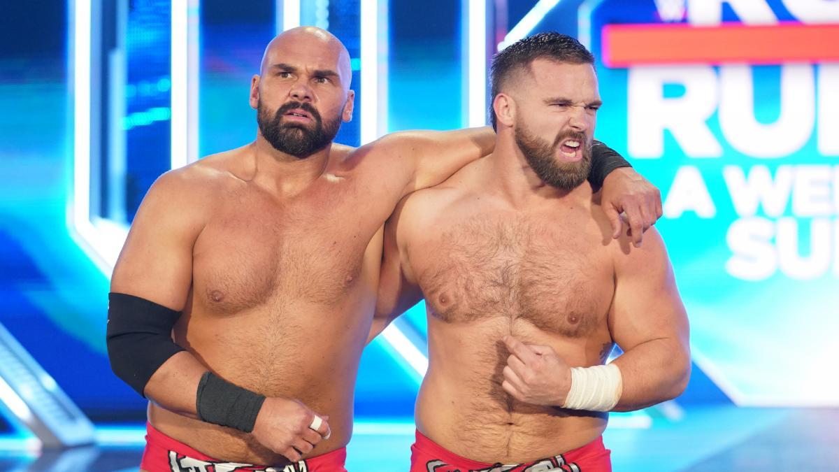 Tama Tonga provoca FTR e Good Brothers